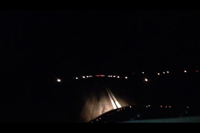 Night Takeoff